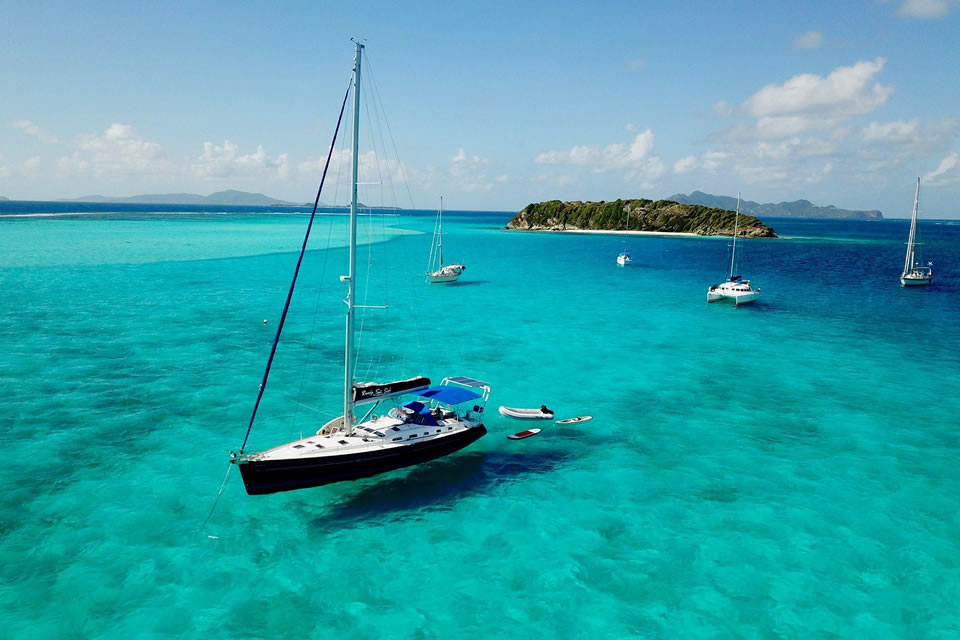 caribbean yacht charter sailing holiday destinations st martin