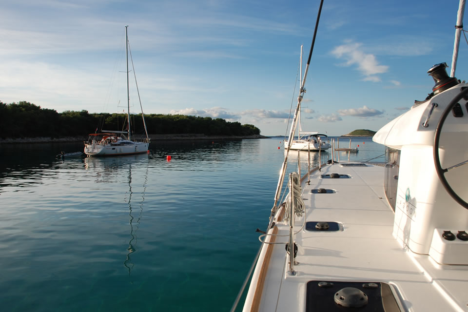 croatia yacht charter sailing holiday destination
