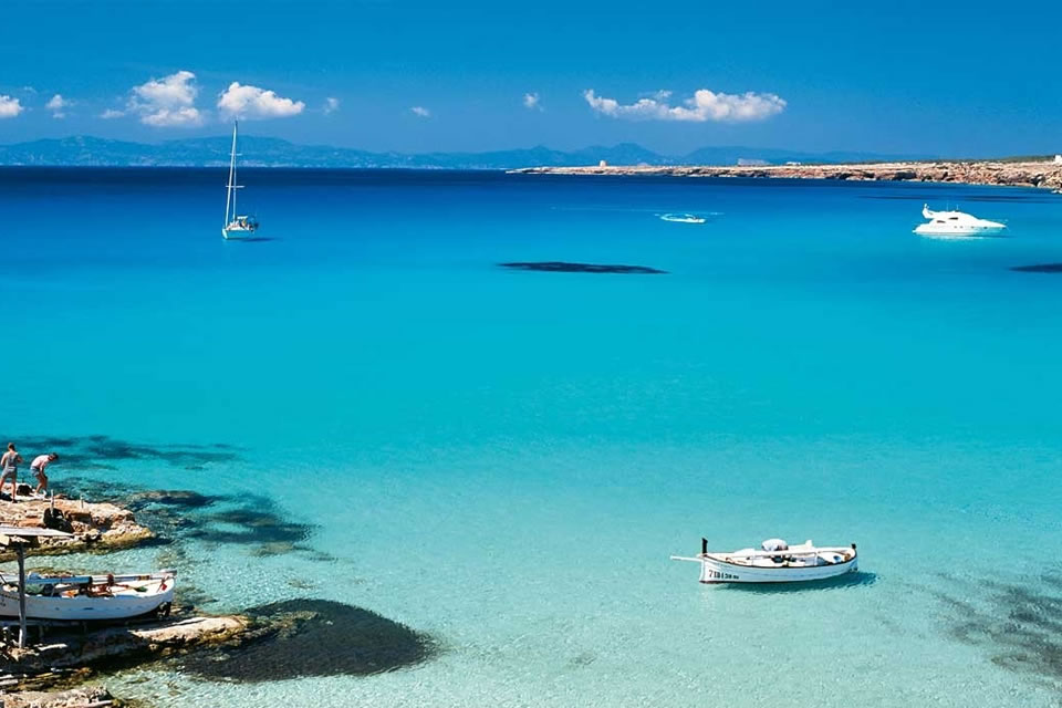 spain yacht charter sailing holiday destinations ibiza