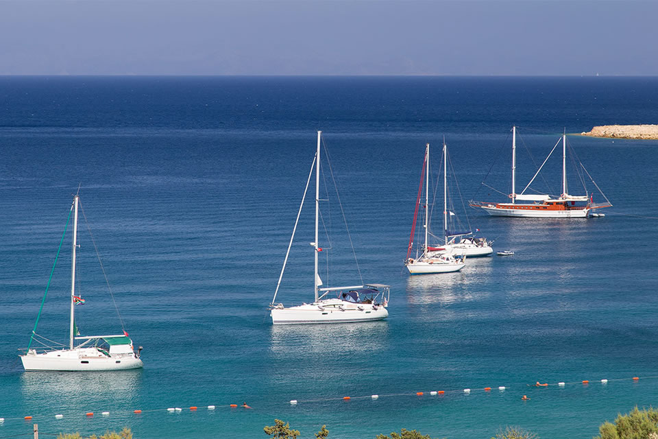 turkey yacht charter sailing holiday destinations 2