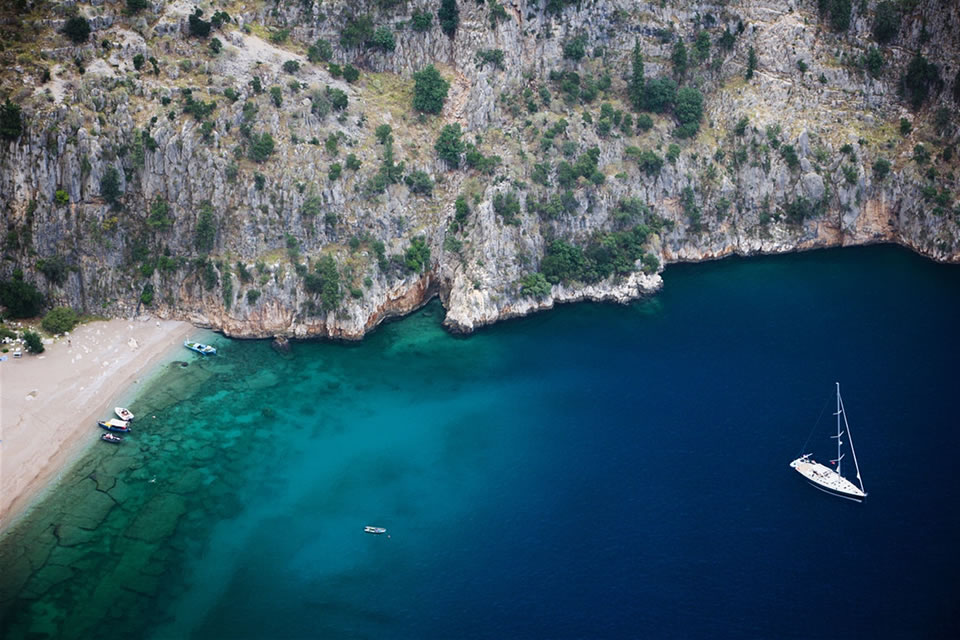 turkey yacht chater sailing holiday destinations 5