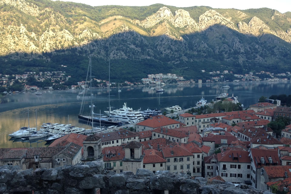 yacht charter sailing holiday destinations montenegro