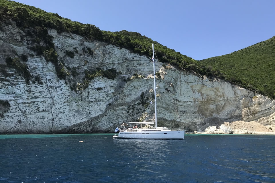 yacht chater sailing holiday destinations greece 3